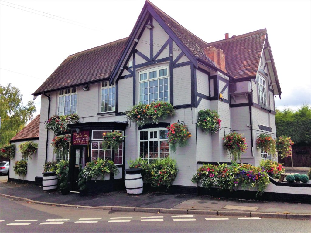 exterior of the gate inn sutton-cum-lound